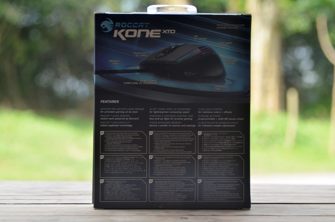 ROCCAT Kone XTD Gaming Mouse (2)