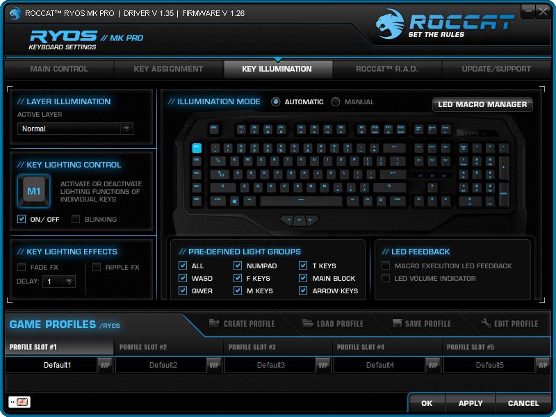 ROCCAT Ryos Software (3)