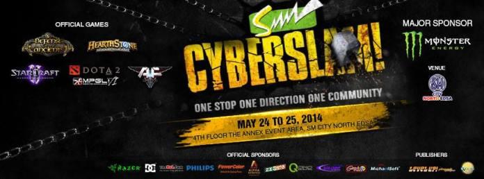 SMM PH CyberSlam 2014 Banner FB