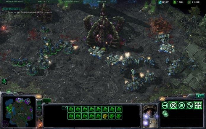 StarCraft-II