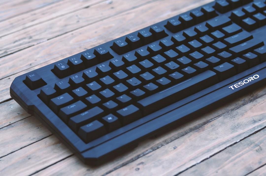 Tesoro Durandal Ultimate Gaming Keyboard (16)