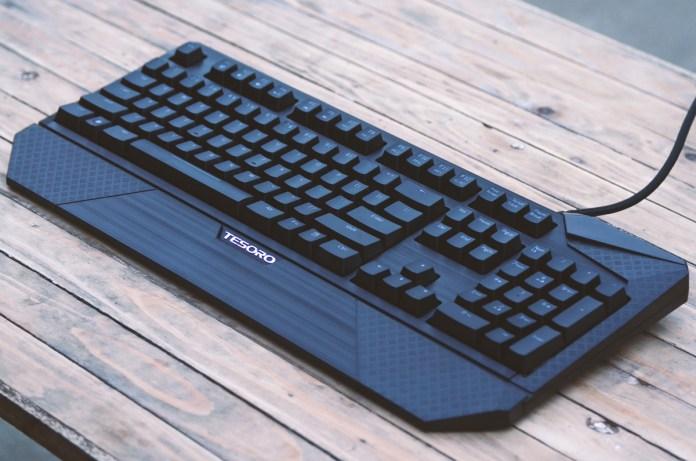 Tesoro Durandal Ultimate Gaming Keyboard (18)