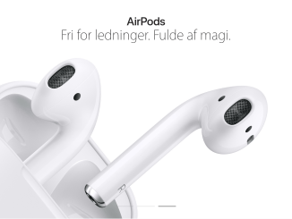 Apple AirPods (Foto: Apple.com)