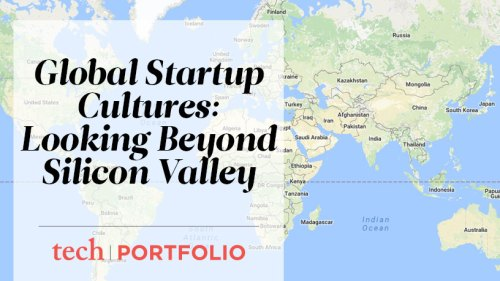 Global Startup Cultures