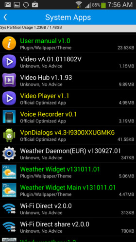 Unwanted Apps From Your Rooted Android Phone