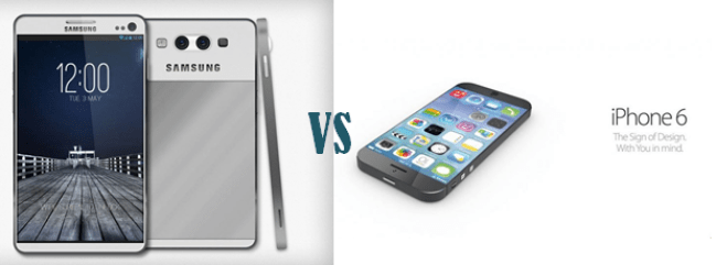 iphone 6 vs note 4