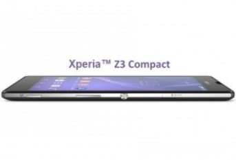 Sony Xperia Z3 Compact released