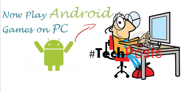 install Android KitKat on PC and Play Games Wirelessly