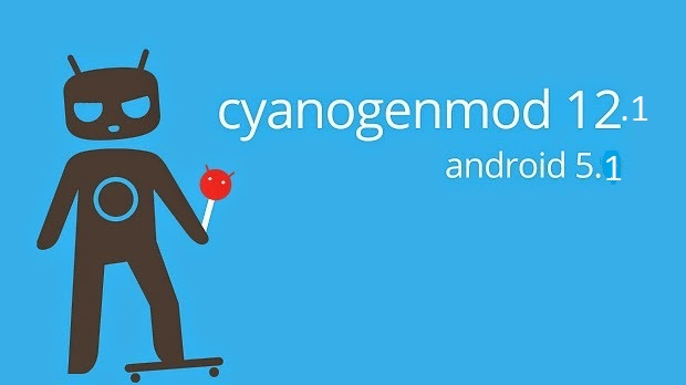 cyanogenmod-12.1 Android 5.1 Lollipop for moto E