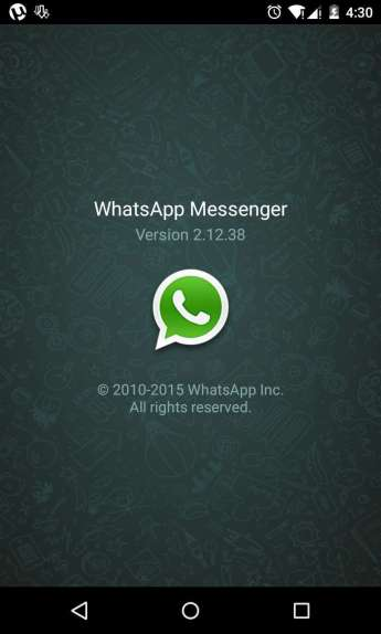 """WhatsApp Goes Material With Cool Animations, FABs, And Lots Of """"Purty"""""""