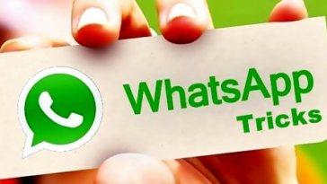 Whatsapp tricks 2015