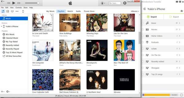 TunesGo - iTunes Altenative for Mac and Windows