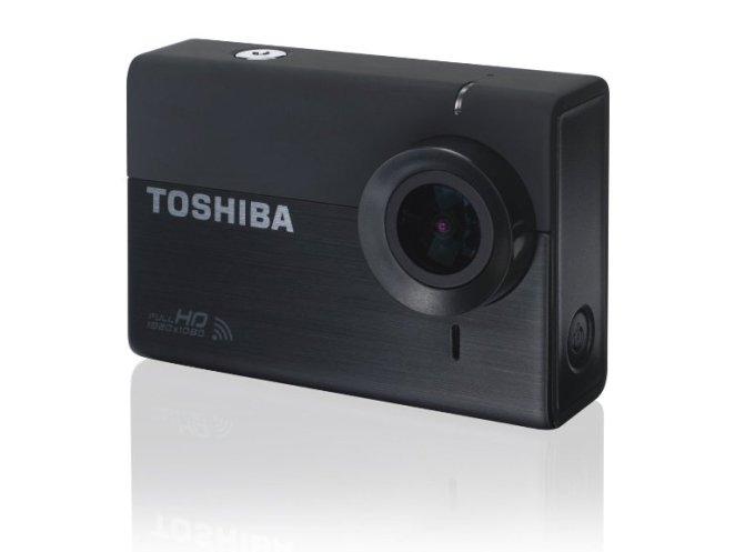 Toshiba Camileo X Sports Action-adventure photography Camera