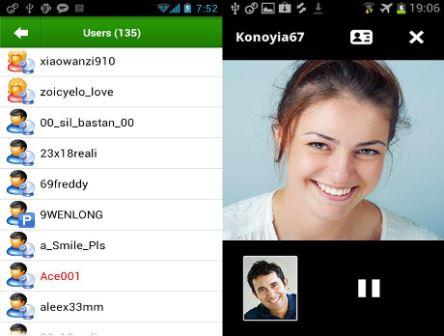 Camfrog App for Video Chat, alternative to facetime