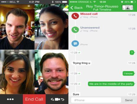 Fring Video Chat App