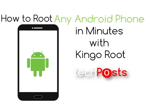 How to Root Any Android Device in Minutes