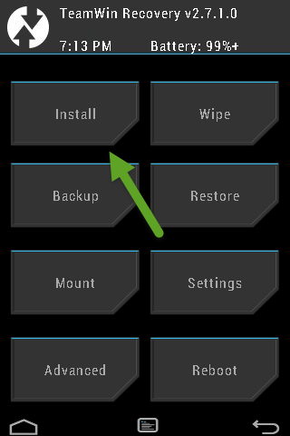 TWRP-Recovery-Screen
