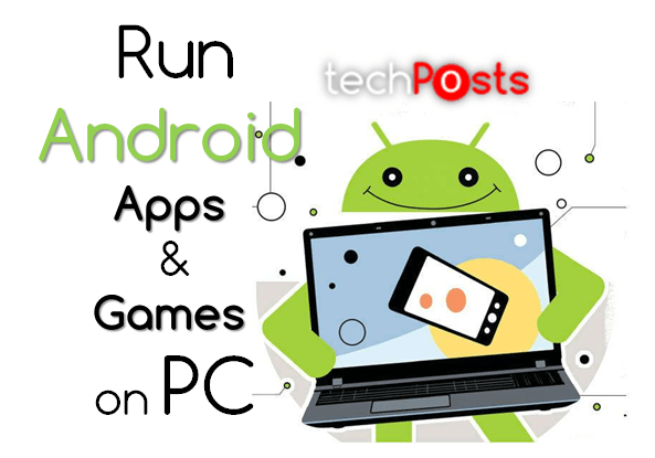 Running Android On PC - Multitasking