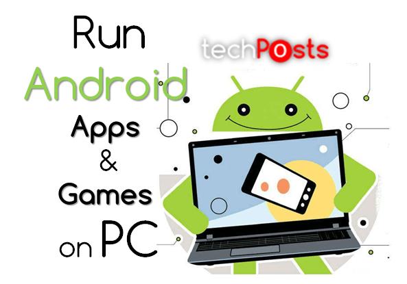 Running Android On PC - Multitasking