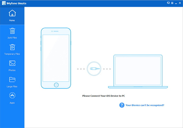 Connect iPhone or iPad to your PC