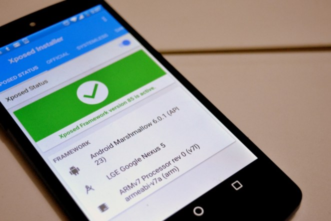 Xposed Material Design UI Installer APK