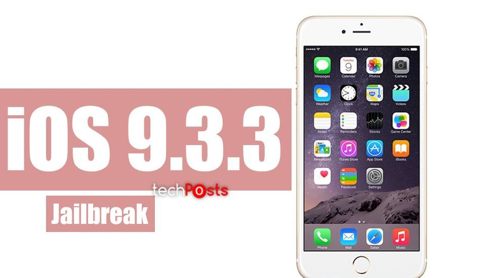 JailBreak ios 9.2 and Above