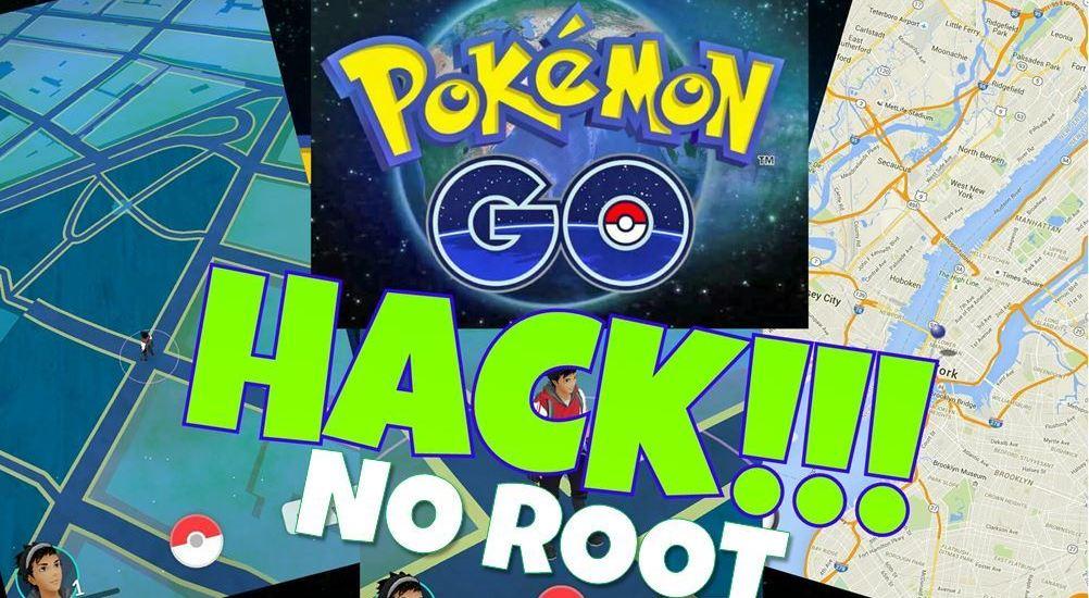 No Root Pokemon Go Hack