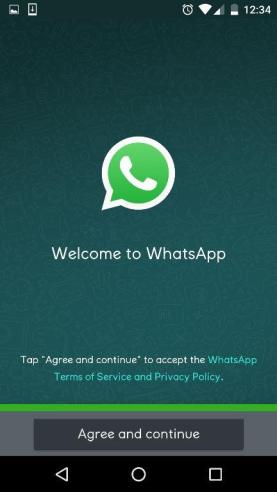 Sign Up GB Whatsapp Dual Whatsapp