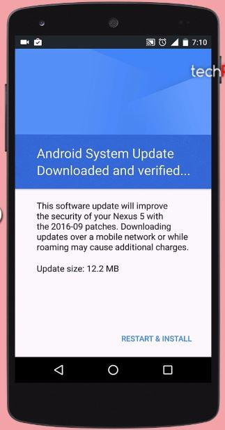 Download OTA Update on Rooted Android