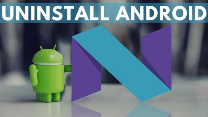 How to Safely UNINSTALL ANDROID from Windows PC