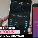 Focus Browser - Fastest & Most Secure AndroidiOS Web Browser by Firefox
