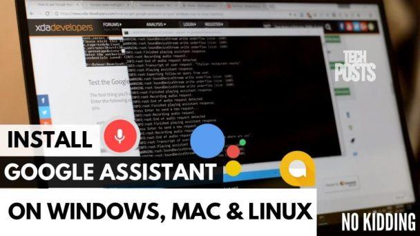 Google Assistant a