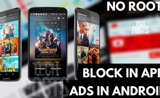 Block Ads In All Of Your Android Apps Games And Browsers
