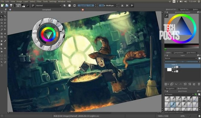 Krita Photoshop alternative
