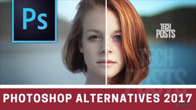Best Photoshop Alternatives 2017