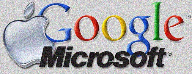 google-apple-microsoft