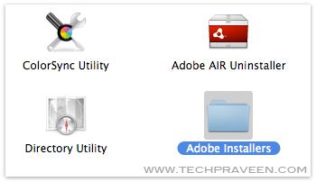 Adobe Installers
