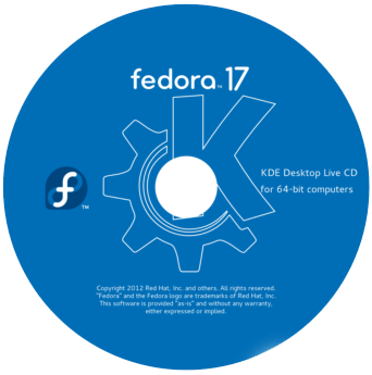 Download Fedora 17 Live Installation CD