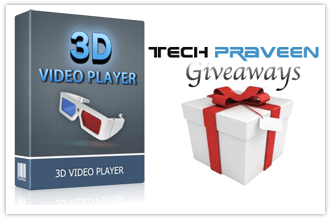 [FREE Giveaways] Win 10 License Keys of 3D VideoPlayer