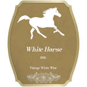 White Horse Labels