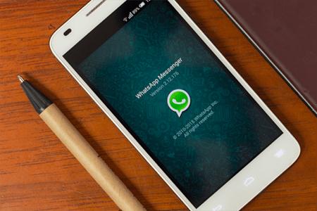 iPhone Watsapp Messenger App