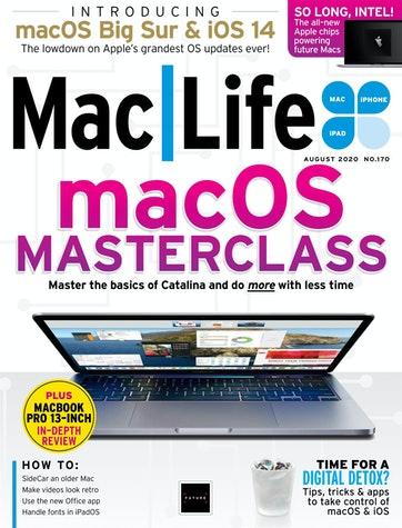 Mac Life Magazine