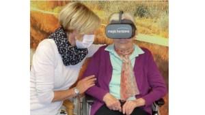 Entspannung und Stressreduktion mit Virtual Reality (VR) hilft in schwierigen Zeiten
