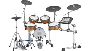 Yamaha DTX10 und DTX8 verbinden echtes Drum-Feeling mit erstklassigem Studio-Sound