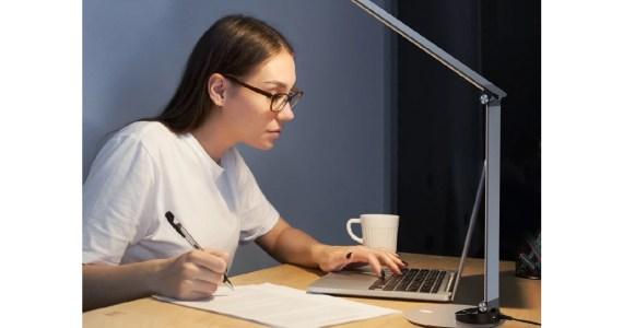 TaoTronics: besser lesen, lernen und arbeiten – mit den richtigen Lampen