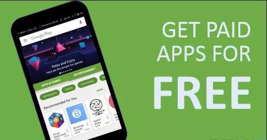 How to get paid apps for free in android