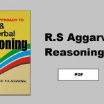 RS AGRAWAL REASONING