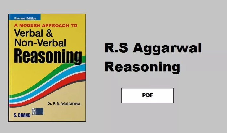 RS AGGARAWAL REASONING
