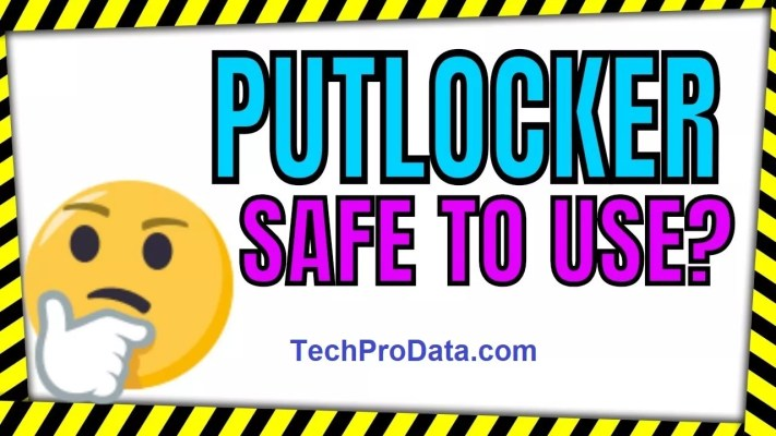 Is Putlocker Safe and Legal
