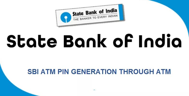 Sbi Atm Pin Reset Through Atm